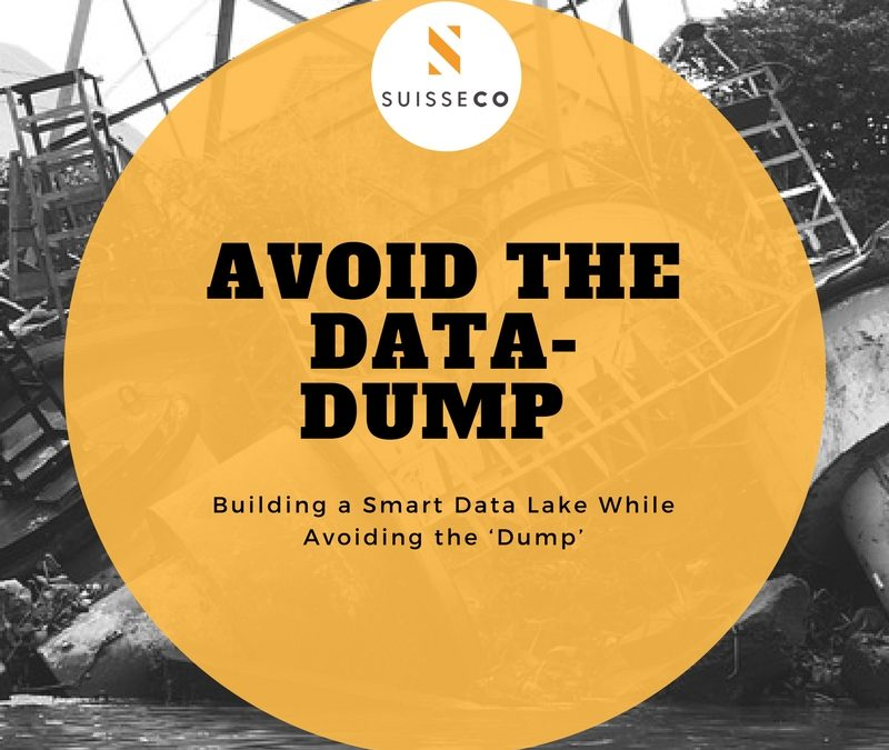 Building a Smart Data Lake While Avoiding the 'Dump'