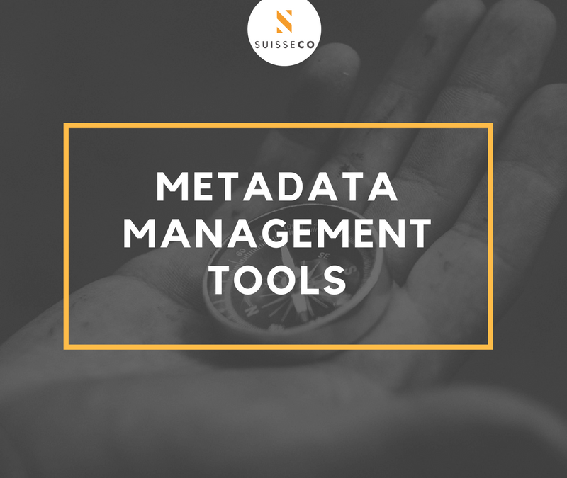 Metadata management tools help data lake users stay on course